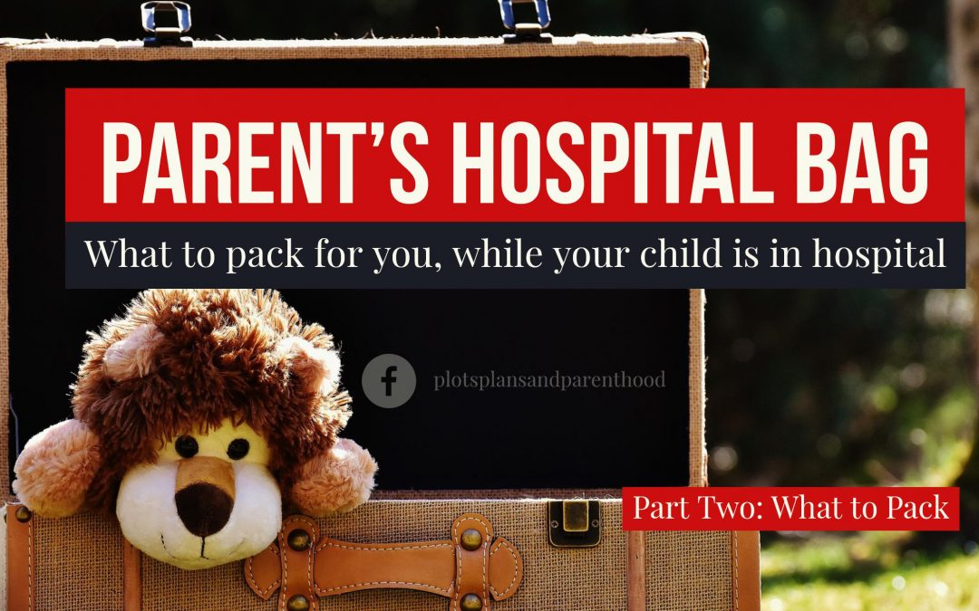 Hospital Bag Series – Part 2