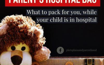 Hospital Bag Series – Part 4