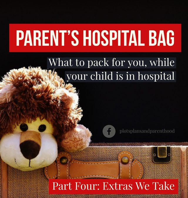 Hospital Bag Series – Part 4