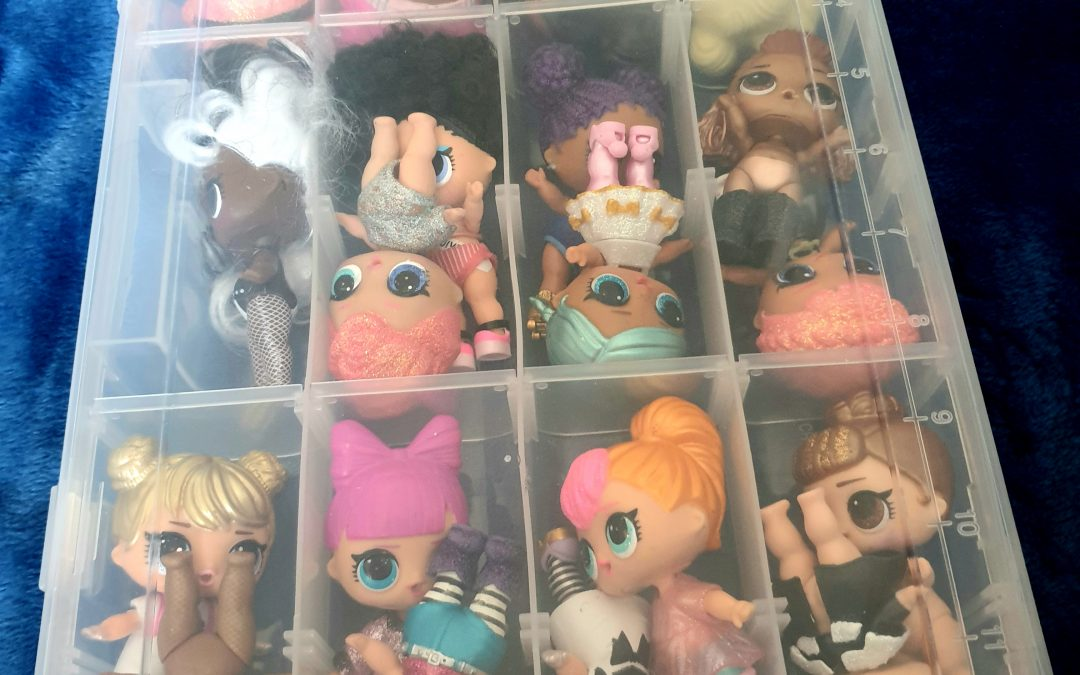 L.O.L Surprise Doll Storage